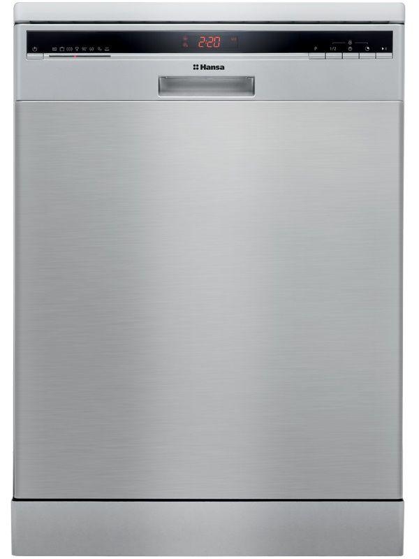 Посудомоечная машина HANSA ZWM628IEH,  полноразмерная, нержавеющая сталь
