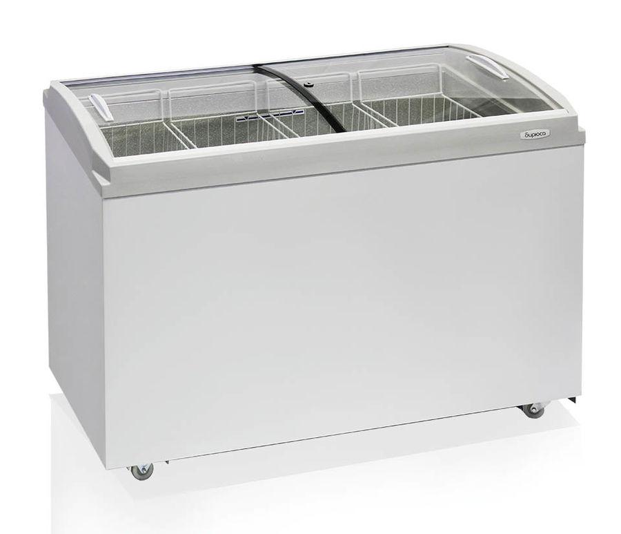 Морозильный ларь БИРЮСА Б-355VCZQ белый