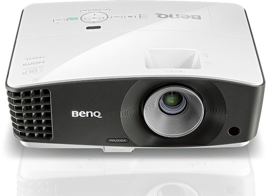 Проектор BENQ MU706 белый и серебристый [9h.jg377.13e]