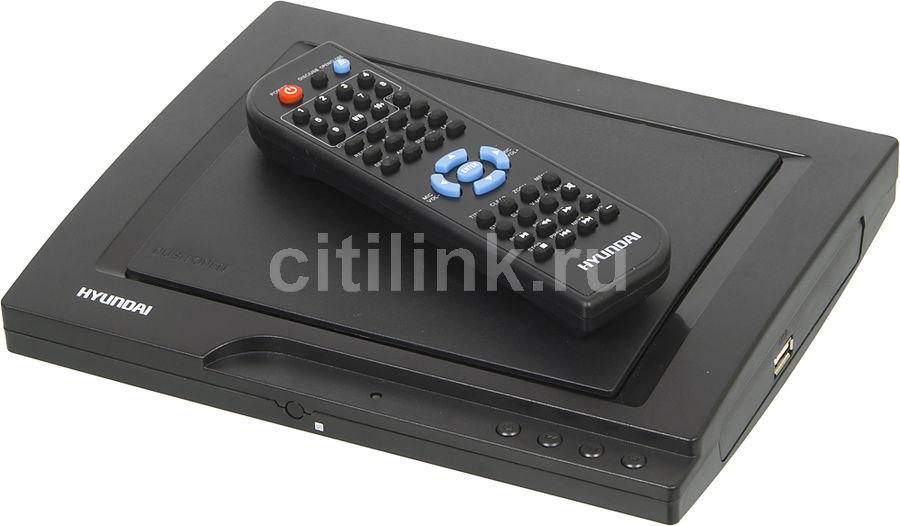 DVD-плеер HYUNDAI H-DVD140,  черный