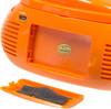 Аудиомагнитола HYUNDAI H-PAS120,  оранжевый вид 9