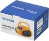 Аудиомагнитола HYUNDAI H-PAS120,  оранжевый вид 11