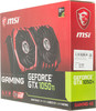 Видеокарта MSI nVidia  GeForce GTX 1050TI ,  GTX 1050 TI GAMING 4G,  4Гб, GDDR5, OC,  Ret вид 7