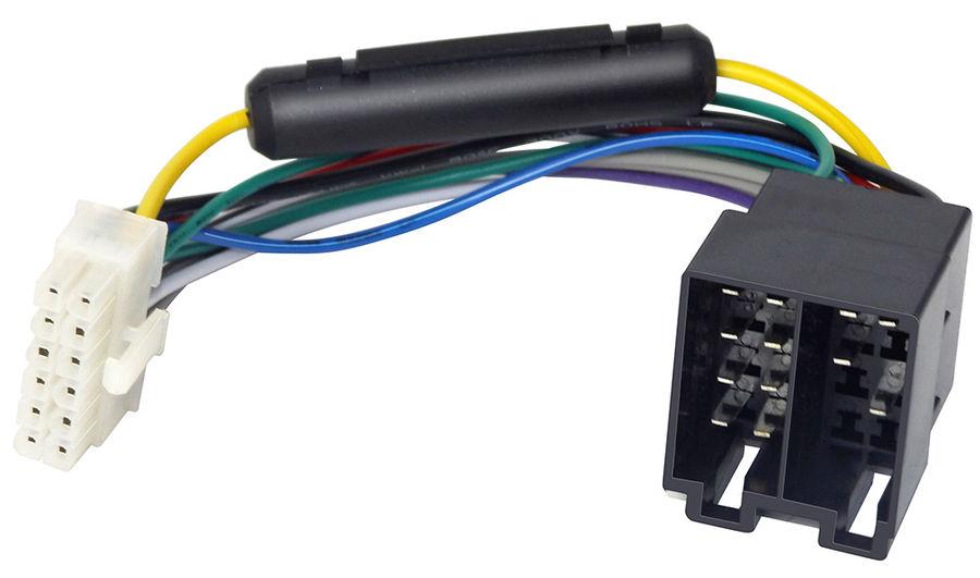Адаптер ISO Digma DCC-12PISO