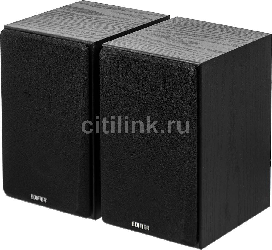 Колонки EDIFIER R980T,  2.0,  черный [r980t black]