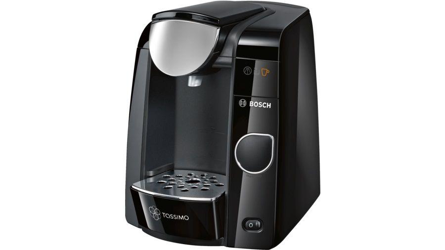 Капсульная кофеварка BOSCH Tassimo TAS4502, 1300Вт, цвет: черный