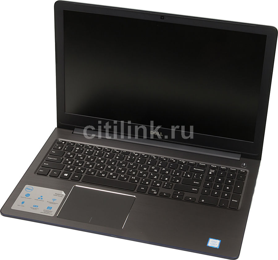 Ноутбук DELL Vostro 5568, 15.6, Intel Core i5 7200U 2.5ГГц, 8Гб, 256Гб SSD, nVidia GeForce 940MX - 4096 Мб, Windows 10 Home, 5568-3587, темно-синий ноутбук dell vostro 5468 core i5 7200u 4gb 1tb nv 940mx 2gb 14 0 win10 grey