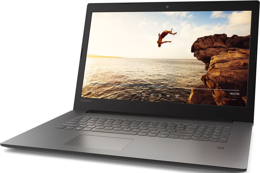 Ноутбук LENOVO IdeaPad 320-17IKB, 17.3, Intel Core i5 7200U 2.5ГГц, 8Гб, 1000Гб, nVidia GeForce 940MX - 2048 Мб, Windows 10, черный [80xm00bfrk] ноутбук lenovo ideapad 320 17ikb 17 3 intel core i3 7100u 2 4ггц 8гб 1000гб nvidia geforce 940mx 2048 мб windows 10 серый [80xm00bhrk]