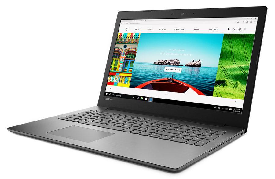 """Ноутбук Lenovo IdeaPad 320-15ISK i3 6006U/8Gb/1Tb/15.6""""/FHD/DOS/black [80xh01cmrk]"""