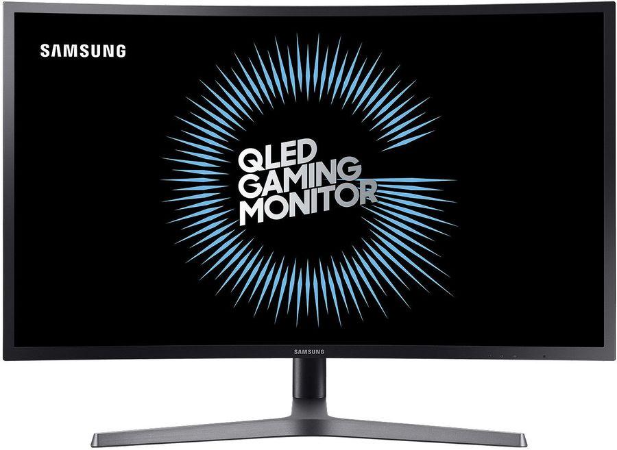 "Монитор Samsung 31.5"" C32HG70QQI VA 2560x1440 144Hz FreeSync 2 350cd/m2 16:9"