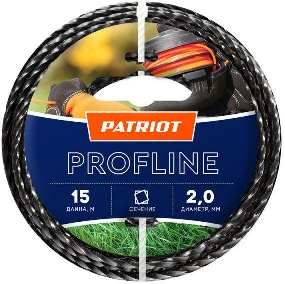 Леска PATRIOT Profline,  2.0мм [805402201]