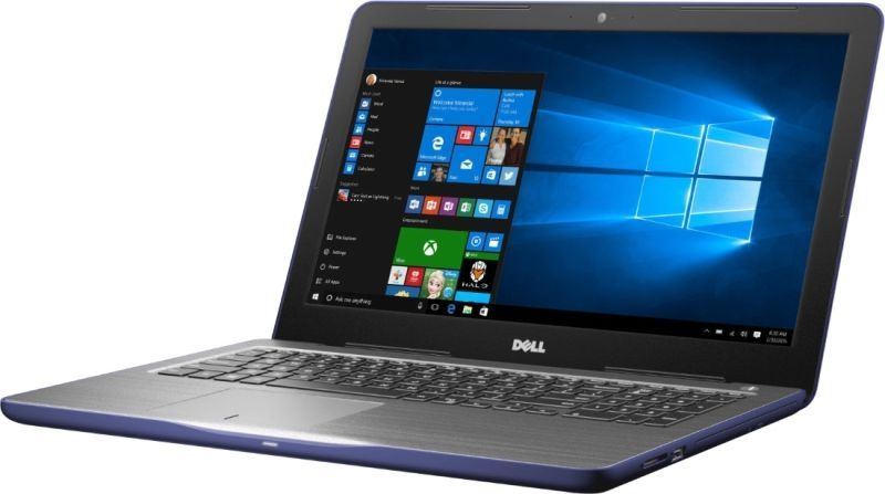 Ноутбук DELL Inspiron 5767, 17.3, Intel Core i3 6006U 2.0ГГц, 4Гб, 1000Гб, AMD Radeon R7 M440 - 2048 Мб, DVD-RW, Windows 10, голубой [5767-2186]Ноутбуки<br>экран: 17.3;  разрешение экрана: 1600х900; процессор: Intel Core i3 6006U; частота: 2.0 ГГц; память: 4096 Мб, DDR4; HDD: 1000 Гб; AMD Radeon R7 M440 - 2048 Мб; DVD-RW; WiFi;  Bluetooth; HDMI; WEB-камера; Windows 10<br><br>Линейка: Inspiron