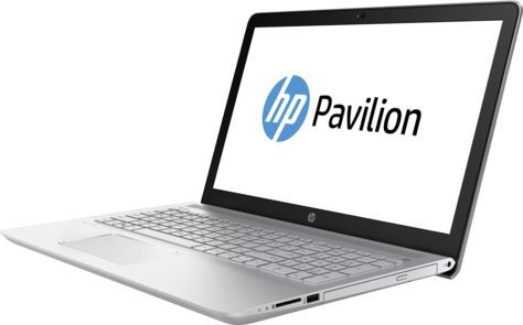 Ноутбук HP Pavilion 15-cc004ur, 15.6, Intel Core i3 7100U 2.4ГГц, 6Гб, 1000Гб, Intel HD Graphics 620, DVD-RW, Windows 10, 1ZA88EA, серебристый hp hp pavilion 15 aw dvd rw 15 6 amd a9 8гб ram sata wi fi
