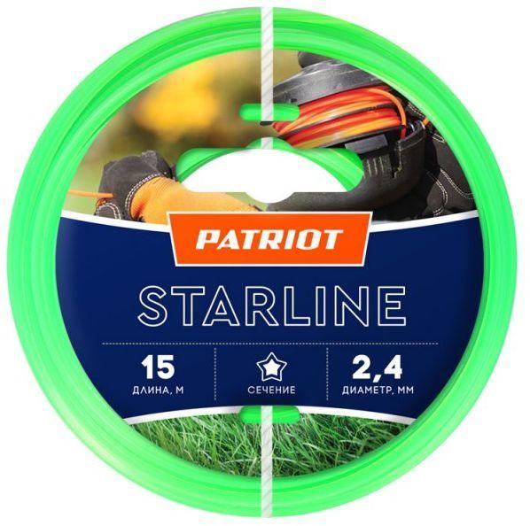 Леска PATRIOT Starline,  2.4мм [805201061]