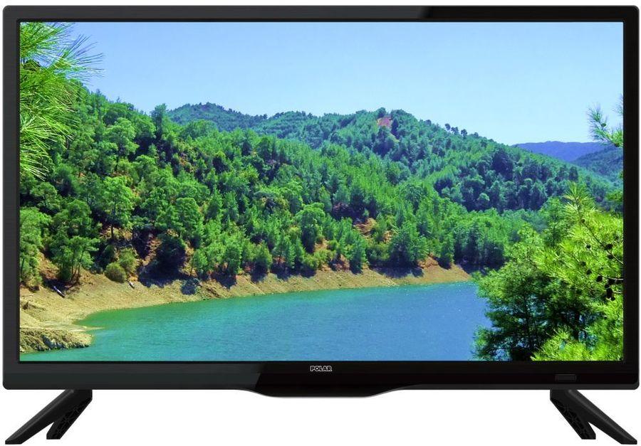 "LED телевизор POLAR 22LTV2001  ""R"", 22"", FULL HD (1080p),  черный"