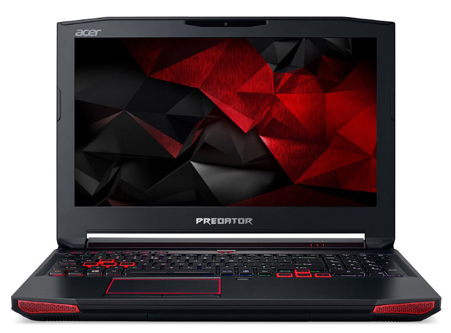 Ноутбук ACER Predator Helios 300 G3-572-526G, 15.6, Intel Core i5 7300HQ 2.5ГГц, 16Гб, 1000Гб, 128Гб SSD, nVidia GeForce GTX 1060 - 6144 Мб, Windows 10, NH.Q2BER.007, черный ноутбук acer predator helios 300 g3 572 518r 15 6 ips led core i5 7300hq 2500mhz 16384mb hdd ssd 1000gb nvidia geforce® gtx 1050ti 4096mb linux os [nh q2cer 006]