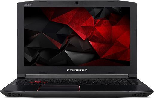 Ноутбук ACER Predator Helios 300 G3-572-59CP, 15.6, Intel Core i5 7300HQ 2.5ГГц, 16Гб, 1000Гб, 128Гб SSD, nVidia GeForce GTX 1050 Ti - 4096 Мб, Windows 10, NH.Q2CER.009, черный ноутбук acer predator helios 300 g3 572 518r 15 6 ips led core i5 7300hq 2500mhz 16384mb hdd ssd 1000gb nvidia geforce® gtx 1050ti 4096mb linux os [nh q2cer 006]