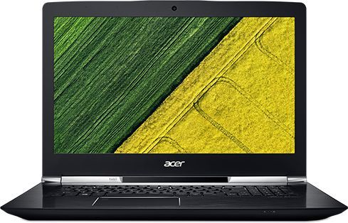 Ноутбук ACER Aspire V Nitro VN7-793G-74NP, 17.3, Intel Core i7 7700HQ 2.8ГГц, 16Гб, 1000Гб, 256Гб SSD, nVidia GeForce GTX 1050 Ti - 4096 Мб, Windows 10, черный [nh.q25er.009]Ноутбуки<br>экран: 17.3;  разрешение экрана: 1920х1080; тип матрицы: IPS; процессор: Intel Core i7 7700HQ; частота: 2.8 ГГц (3.8 ГГц, в режиме Turbo); память: 16384 Мб, DDR4; HDD: 1000 Гб; SSD: 256 Гб; nVidia GeForce GTX 1050 Ti - 4096 Мб; WiFi;  Bluetooth; HDMI; WEB-камера; Windows 10<br><br>Линейка: Aspire V Nitro