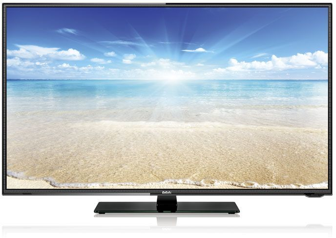 "LED телевизор BBK 43LEM-1023/FTS2C  ""R"", 43"", FULL HD (1080p),  черный"