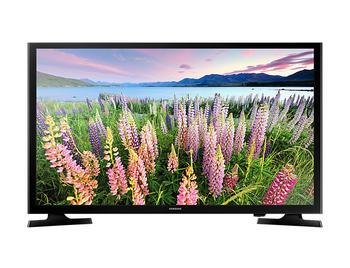 LED телевизор SAMSUNG UE49M5000AUXRU «R», черный