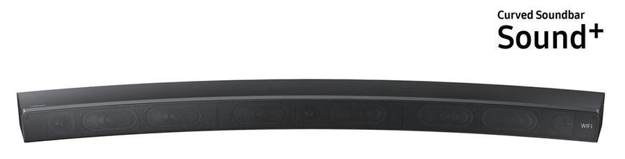 Звуковая панель Samsung HW-MS6500/RU 2.1 260Вт+160Вт черный