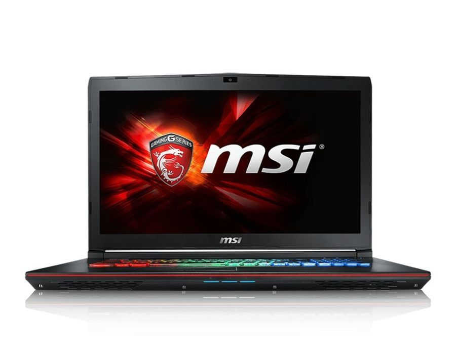 Ноутбук MSI GE72 7RE(Apache Pro)-212RU, 17.3, Intel Core i7 7700HQ, 2.8ГГц, 16Гб, 1000Гб, nVidia GeForce GTX 1050 Ti - 4096 Мб, DVD-RW, Windows 10, черный [9s7-179941-212]Ноутбуки<br>экран: 17.3;  разрешение экрана: 1920х1080; процессор: Intel Core i7 7700HQ; частота: 2.8 ГГц (3.8 ГГц, в режиме Turbo); память: 16384 Мб, DDR4; HDD: 1000 Гб, 7200 об/мин; nVidia GeForce GTX 1050 Ti - 4096 Мб; DVD-RW; WiFi;  Bluetooth; HDMI; WEB-камера; Windows 10<br>