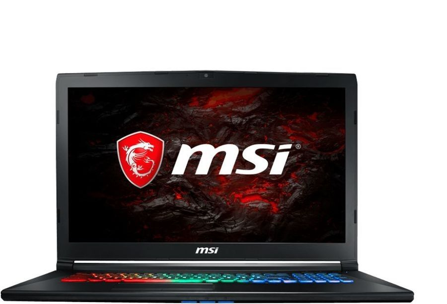 Ноутбук MSI GP72MVR 7RFX(Leopard Pro)-634RU, 17.3, Intel Core i7 7700HQ 2.8ГГц, 16Гб, 1000Гб, 128Гб SSD, nVidia GeForce GTX 1060 - 3072 Мб, Windows 10, черный [9s7-179bc3-634]Ноутбуки<br>экран: 17.3;  разрешение экрана: 1920х1080; процессор: Intel Core i7 7700HQ; частота: 2.8 ГГц (3.8 ГГц, в режиме Turbo); память: 16384 Мб, DDR4; HDD: 1000 Гб, 7200 об/мин; SSD: 128 Гб; nVidia GeForce GTX 1060 - 3072 Мб; WiFi;  Bluetooth; HDMI; WEB-камера; Windows 10<br>