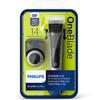 Триммер PHILIPS OneBlade QP6520/20,  серебристый/черный вид 11