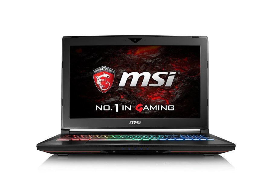 msi gt72 6qd dominator g Ноутбук MSI GT62VR 7RE(Dominator Pro)-427RU, 15.6, Intel Core i7 7700HQ 2.8ГГц, 16Гб, 1000Гб, 128Гб SSD, nVidia GeForce GTX 1070 - 8192 Мб, Windows 10, черный [9s7-16l231-427]