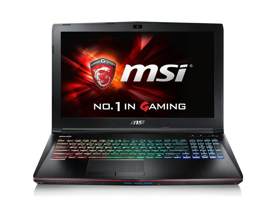 Ноутбук MSI GE62VR 7RF(Apache Pro)-498RU, 15.6, Intel Core i7 7700HQ 2.8ГГц, 16Гб, 1000Гб, 256Гб SSD, nVidia GeForce GTX 1060 - 3072 Мб, DVD-RW, Windows 10, черный [9s7-16jb12-498]Ноутбуки<br>экран: 15.6;  разрешение экрана: 1920х1080; процессор: Intel Core i7 7700HQ; частота: 2.8 ГГц (3.8 ГГц, в режиме Turbo); память: 16384 Мб, DDR4; HDD: 1000 Гб, 7200 об/мин; SSD: 256 Гб; nVidia GeForce GTX 1060 - 3072 Мб; DVD-RW; WiFi;  Bluetooth; HDMI; WEB-камера; Windows 10<br>