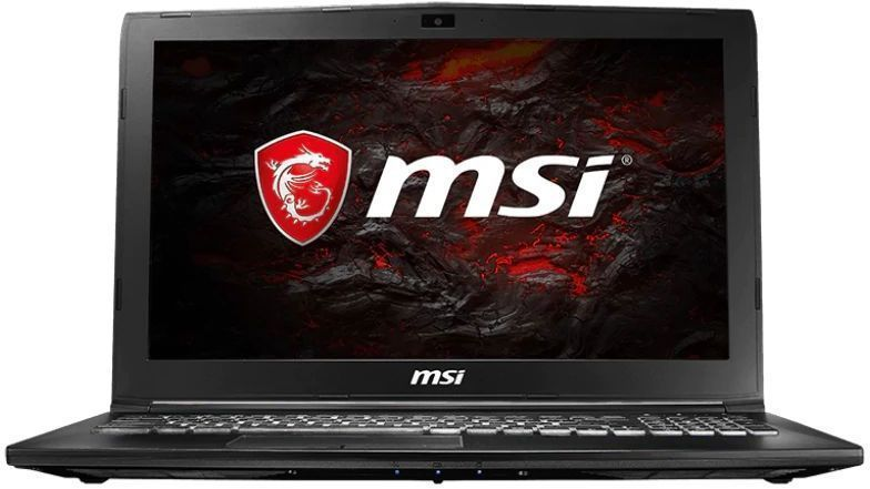 Ноутбук MSI GP62M 7RDX(Leopard)-1660RU, 15.6, Intel Core i5 7300HQ 2.5ГГц, 8Гб, 1000Гб, nVidia GeForce GTX 1050 - 4096 Мб, Windows 10, черный [9s7-16j9b2-1660]Ноутбуки<br>экран: 15.6;  разрешение экрана: 1920х1080; процессор: Intel Core i5 7300HQ; частота: 2.5 ГГц (3.5 ГГц, в режиме Turbo); память: 8192 Мб, DDR4; HDD: 1000 Гб, 5400 об/мин; nVidia GeForce GTX 1050 - 4096 Мб; WiFi;  Bluetooth; HDMI; WEB-камера; Windows 10<br>