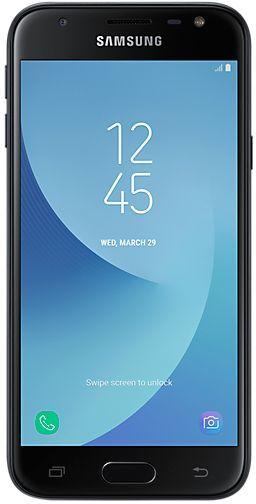 Смартфон SAMSUNG Galaxy J3 (2017) 16Gb,  SM-J330F,  черный
