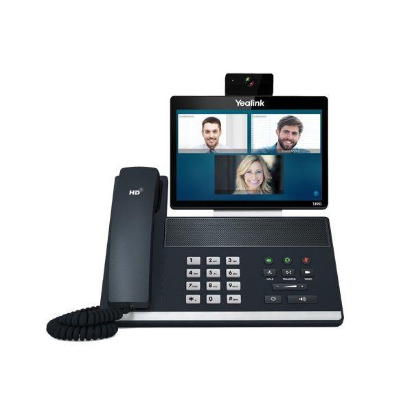 SIP телефон YEALINK SIP VP-T49G