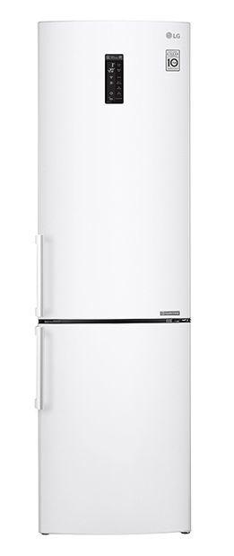 Холодильник LG GA-B449YVQZ,  двухкамерный, белый