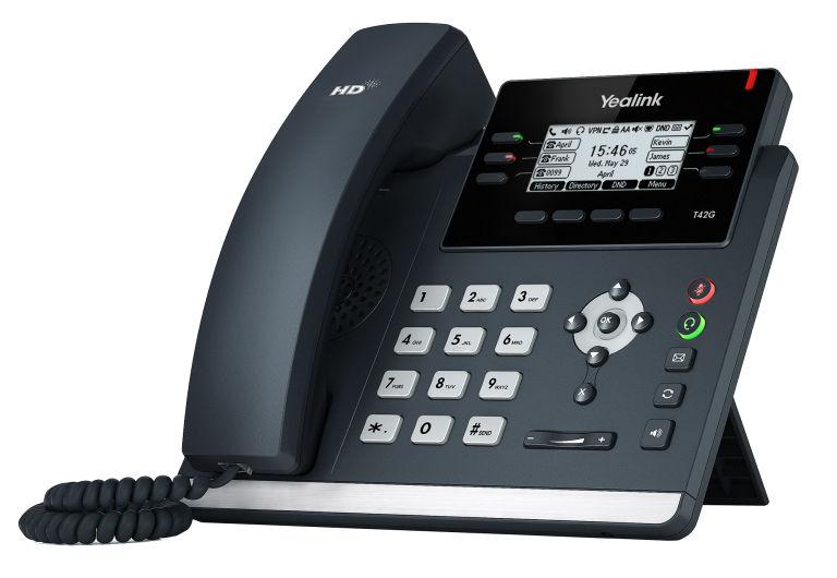 SIP телефон YEALINK SIP-T41S