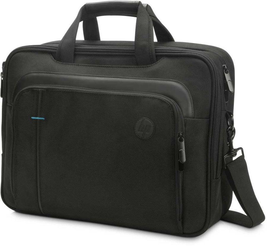 """Сумка для ноутбука 15.6"""" HP SMB Topload, черный [t0f83aa]"""