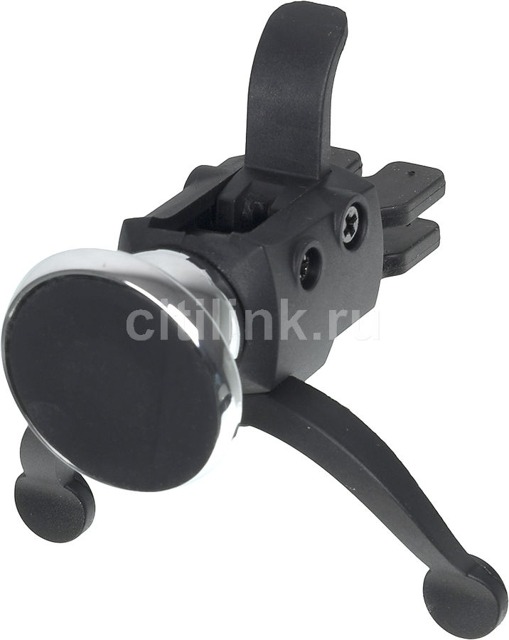 Держатель Ginzzu GH-31M магнитный черный