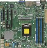 Серверная материнская плата SUPERMICRO MBD-X11SSH-F-B,  bulk вид 1