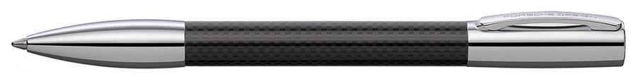 Ручка шариковая Pelikan Porsche Design Shake Pen Big P`3145 (PD957720) carbon подар.кор.