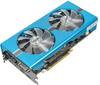 Видеокарта SAPPHIRE AMD  Radeon RX 580 ,  11265-21-20G NITRO+ RX 580 8G,  8Гб, GDDR5, OC,  Ret вид 2