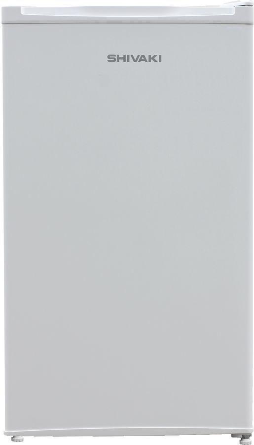 Холодильник SHIVAKI SDR-082W,  однокамерный, белый