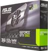 Видеокарта ASUS GeForce GTX 1060,  PH-GTX1060-3G,  3Гб, GDDR5, Ret вид 7
