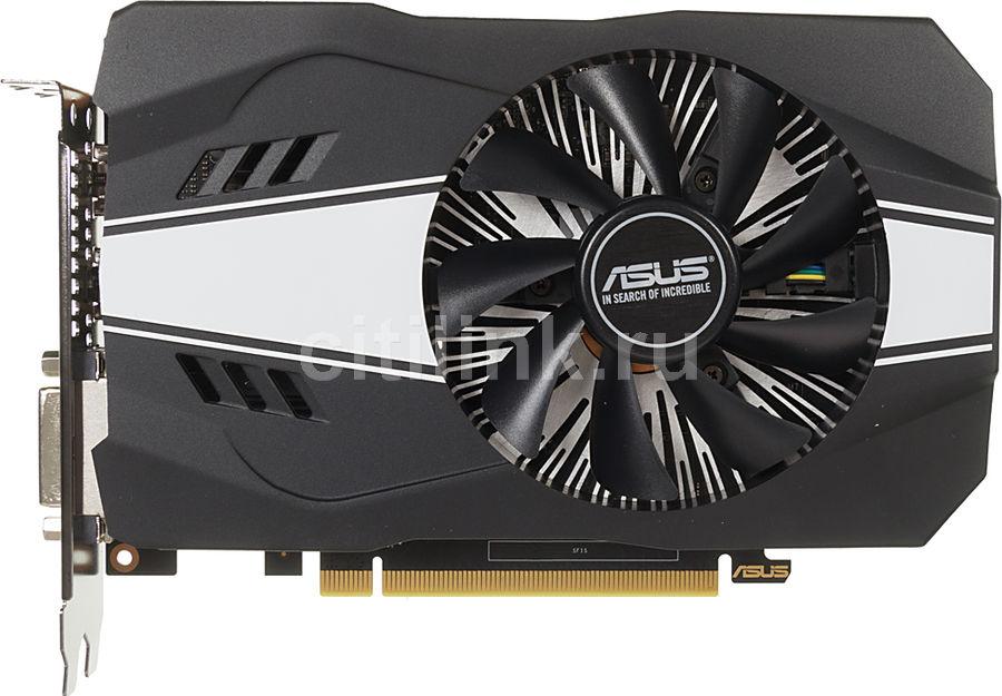 Видеокарта ASUS GeForce GTX 1060,  PH-GTX1060-3G,  3Гб, GDDR5, Ret