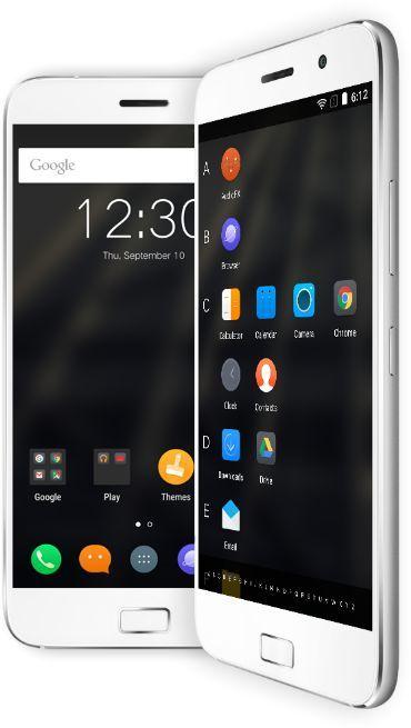 Смартфон LENOVO ZUK Z1 Z1221,  белый