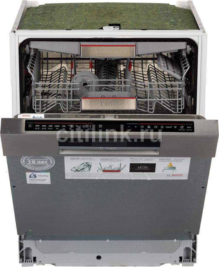 Посудомоечная машина полноразмерная BOSCH SMI88TS00R