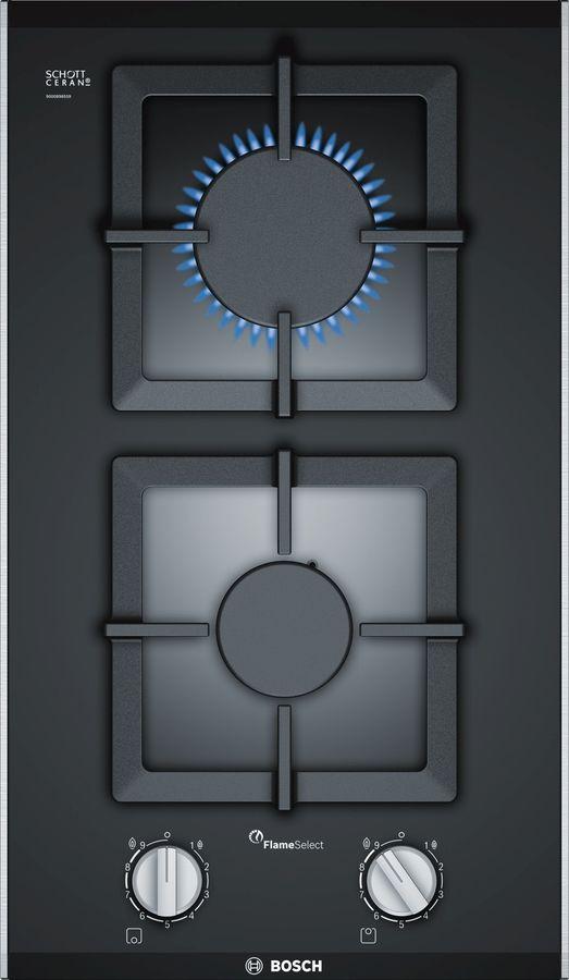 Варочная панель BOSCH PSB3A6B20,  независимая,  черный
