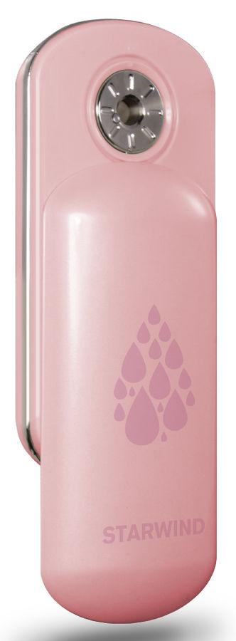 Увлажнитель STARWIND SAP3212,  розовый