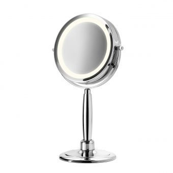 Зеркало двустороннее MEDISANA CM 845,  серебристый