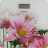 Напольные весы VITEK VT-8051 W, цвет: белый/рисунок