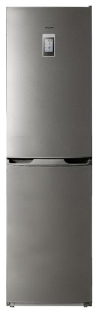 Холодильник АТЛАНТ 4425-089-ND,  двухкамерный, серебристый